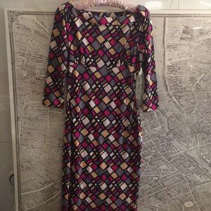 new Diane von Furstenberg dress